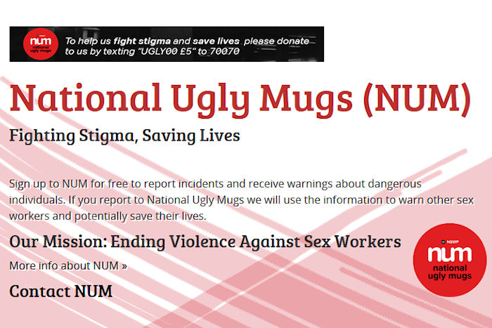 Natyional Ugly Mugs