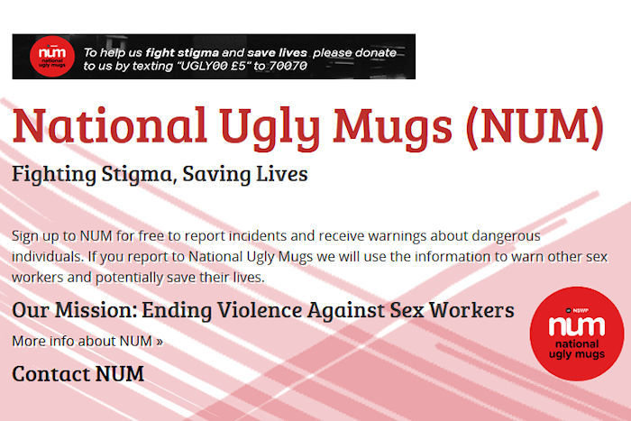 How National Ugly Mugs Technology is Saving Lives of Sex Workers